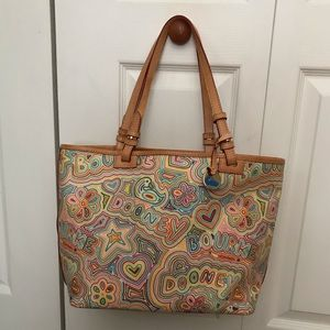 💜 Dooney & Bourke Whimsical Tote